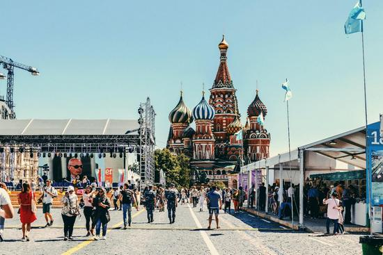 Why students travel to Russia, photo 1