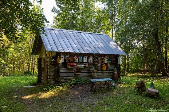 The Brianchaninovs Estate, Vologda Oblast, Russia, photo 12