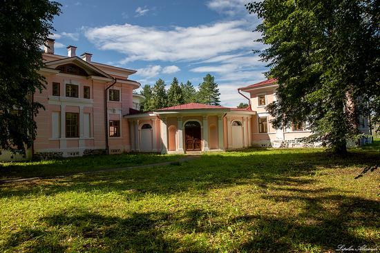 The Brianchaninovs Estate, Vologda Oblast, Russia, photo 3