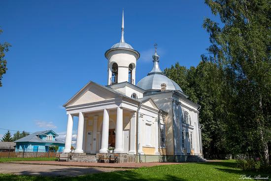 The Brianchaninovs Estate, Vologda Oblast, Russia, photo 6
