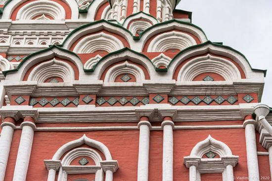 Church of the Holy Life-Giving Trinity in Nikitniki, Moscow, Russia, photo 10