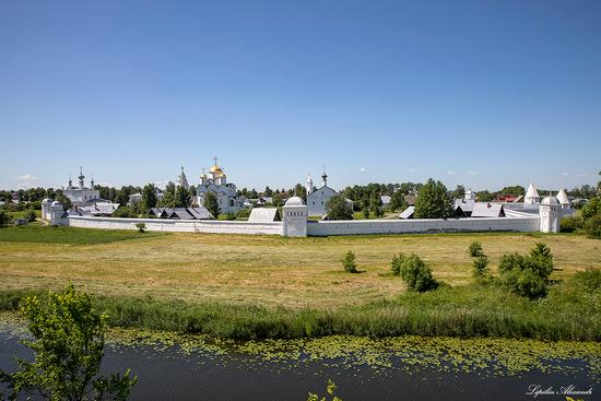 The Holy Protection Convent in Suzdal, Russia, photo 1