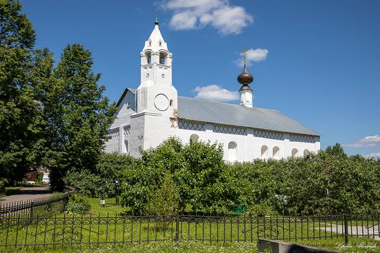 The Holy Protection Convent in Suzdal, Russia, photo 13