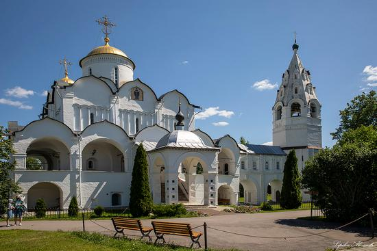 The Holy Protection Convent in Suzdal, Russia, photo 14