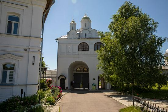 The Holy Protection Convent in Suzdal, Russia, photo 15