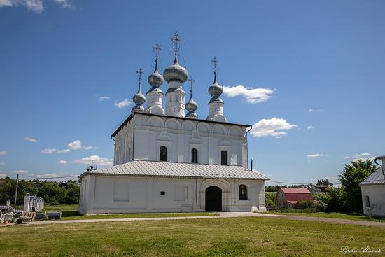 The Holy Protection Convent in Suzdal, Russia, photo 16
