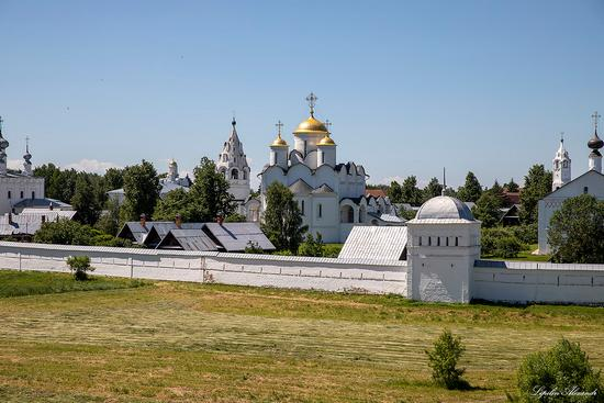 The Holy Protection Convent in Suzdal, Russia, photo 2