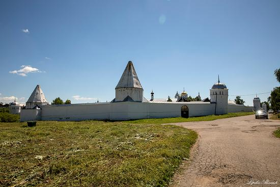 The Holy Protection Convent in Suzdal, Russia, photo 3