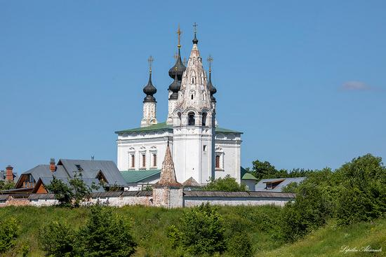 The Holy Protection Convent in Suzdal, Russia, photo 5