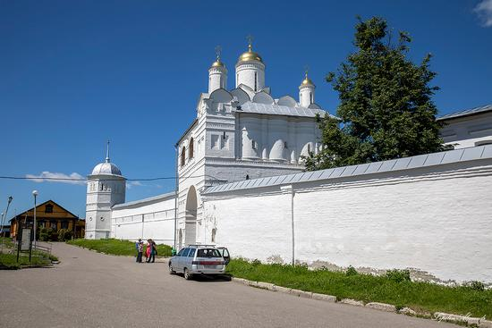 The Holy Protection Convent in Suzdal, Russia, photo 6