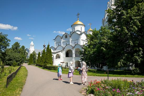 The Holy Protection Convent in Suzdal, Russia, photo 9