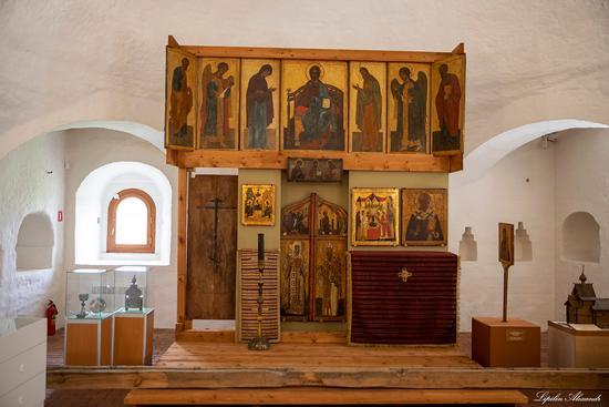 Ferapontov Monastery, Vologda Oblast, Russia, photo 12