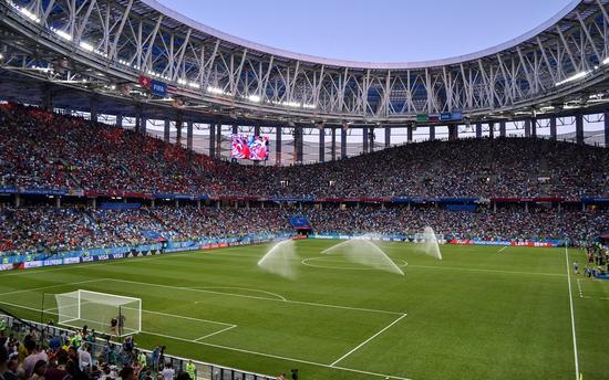 Nizhny Novgorod Stadium, Russia
