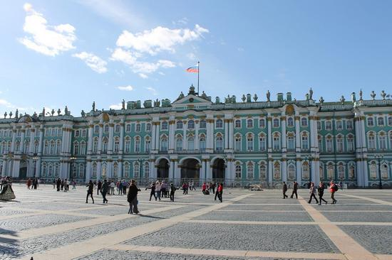 Palaces in St. Petersburg, Russia, photo 2