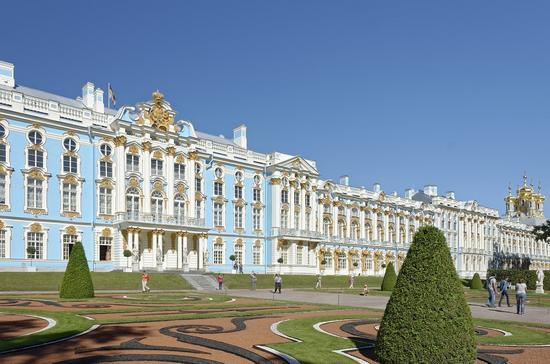Palaces in St. Petersburg, Russia, photo 3