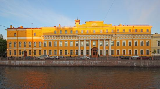 Palaces in St. Petersburg, Russia, photo 4