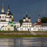 Summer in Veliky Ustyug – the birthplace of Father Frost