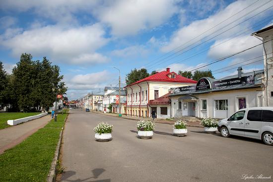 Summer in Veliky Ustyug, Vologda Oblast, Russia, photo 11