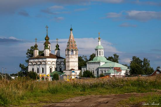 Summer in Veliky Ustyug, Vologda Oblast, Russia, photo 3