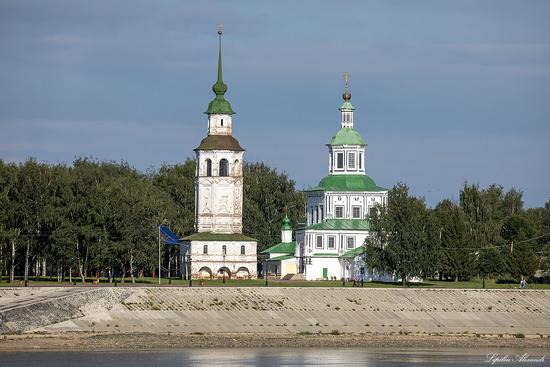 Summer in Veliky Ustyug, Vologda Oblast, Russia, photo 5
