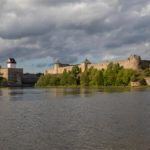 Ivangorod Fortress – the western outpost of medieval Russia