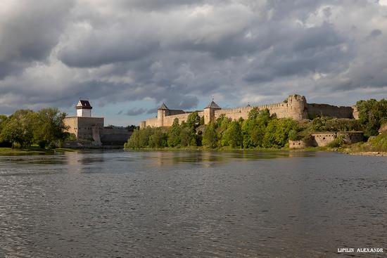 Ivangorod Fortress, Leningrad Oblast, Russia, photo 1
