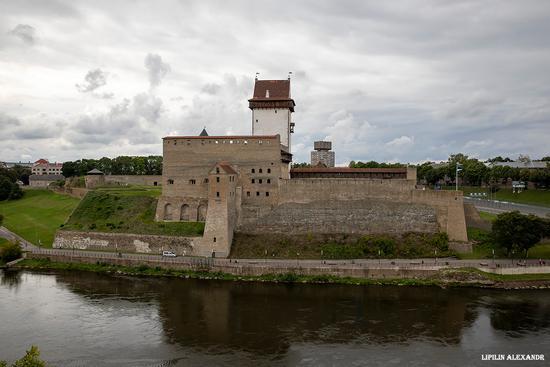 Ivangorod Fortress, Leningrad Oblast, Russia, photo 10