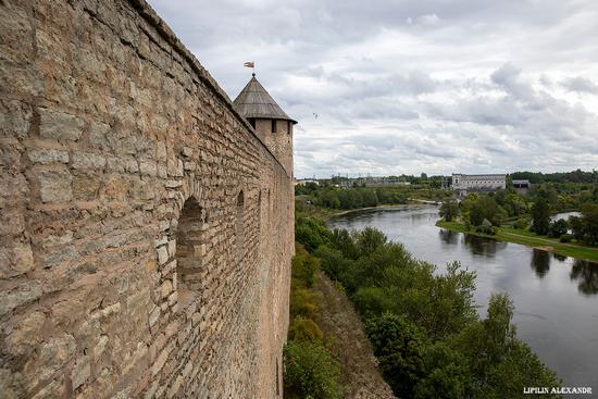 Ivangorod Fortress, Leningrad Oblast, Russia, photo 12