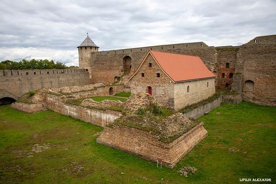 Ivangorod Fortress, Leningrad Oblast, Russia, photo 13