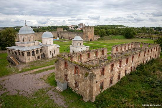 Ivangorod Fortress, Leningrad Oblast, Russia, photo 14
