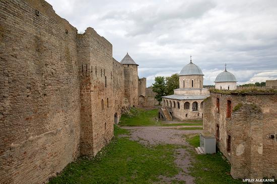 Ivangorod Fortress, Leningrad Oblast, Russia, photo 16
