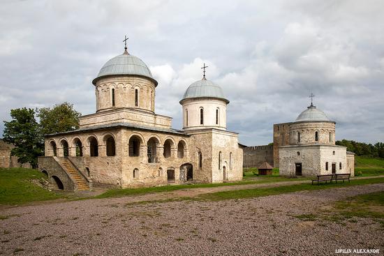 Ivangorod Fortress, Leningrad Oblast, Russia, photo 17