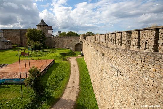 Ivangorod Fortress, Leningrad Oblast, Russia, photo 19