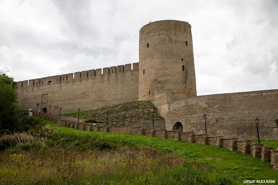 Ivangorod Fortress, Leningrad Oblast, Russia, photo 2