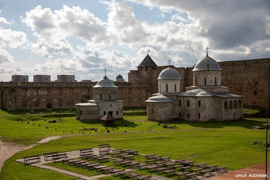 Ivangorod Fortress, Leningrad Oblast, Russia, photo 20
