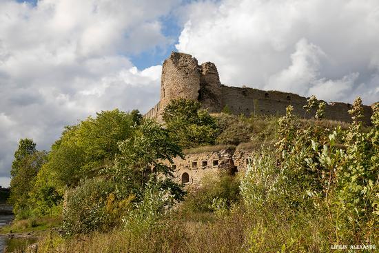 Ivangorod Fortress, Leningrad Oblast, Russia, photo 21