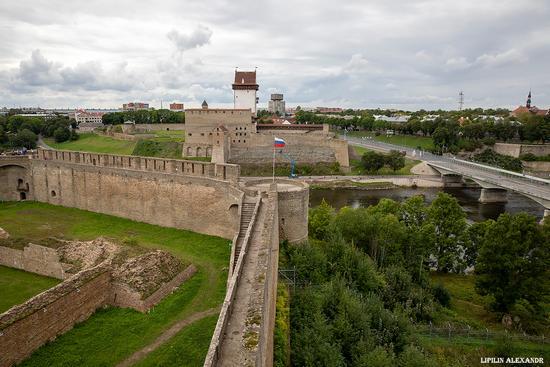 Ivangorod Fortress, Leningrad Oblast, Russia, photo 5