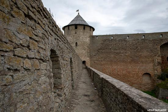 Ivangorod Fortress, Leningrad Oblast, Russia, photo 9
