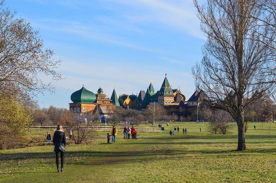 Kolomenskoye, Russia