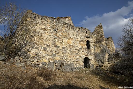 Medieval Tower Complex Egikal in Ingushetia, Russia, photo 12
