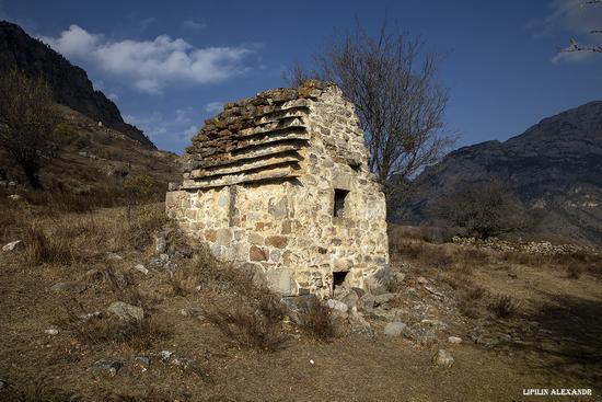 Medieval Tower Complex Egikal in Ingushetia, Russia, photo 13