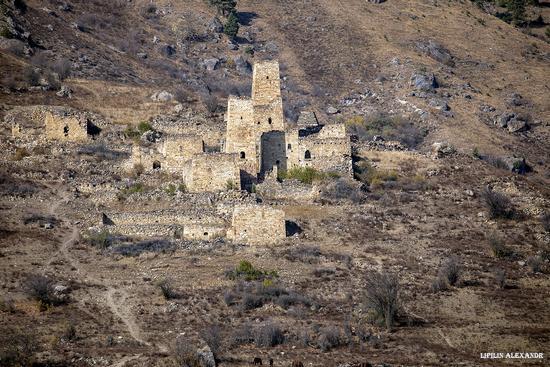Medieval Tower Complex Egikal in Ingushetia, Russia, photo 4