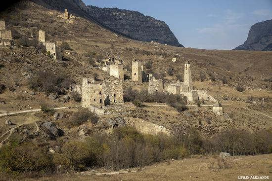 Medieval Tower Complex Egikal in Ingushetia, Russia, photo 7