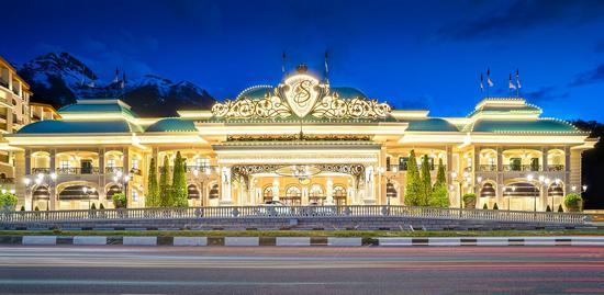 Sochi Casino, Russia