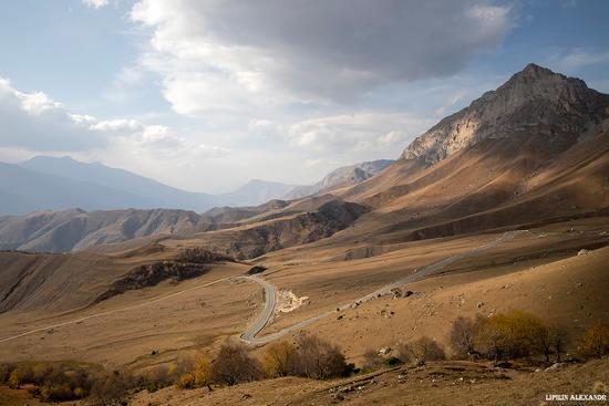 Amazing landscapes of mountainous Ingushetia, Russia, photo 10