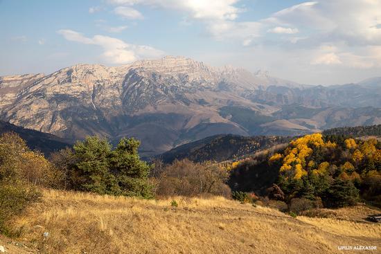 Amazing landscapes of mountainous Ingushetia, Russia, photo 11