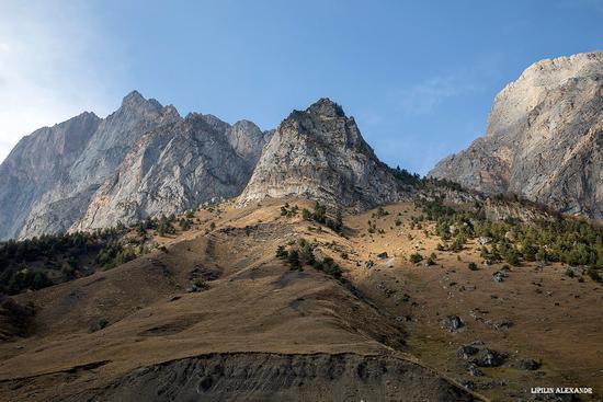 Amazing landscapes of mountainous Ingushetia, Russia, photo 13