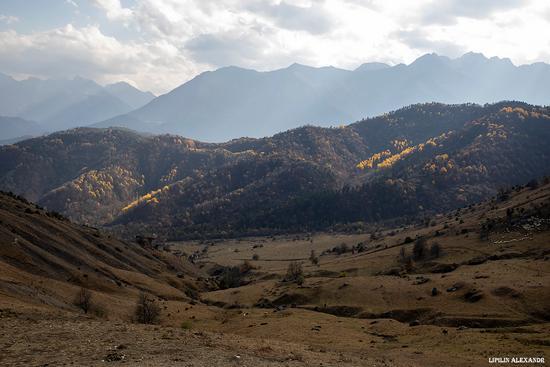 Amazing landscapes of mountainous Ingushetia, Russia, photo 14