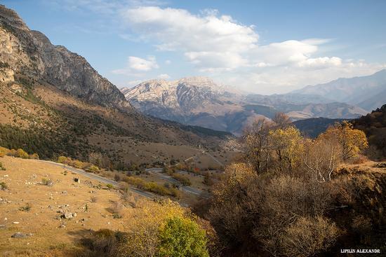 Amazing landscapes of mountainous Ingushetia, Russia, photo 15