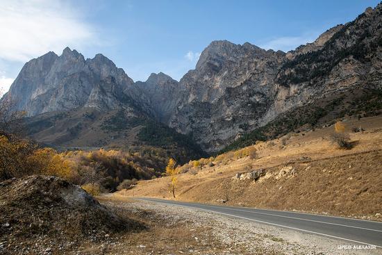 Amazing landscapes of mountainous Ingushetia, Russia, photo 16